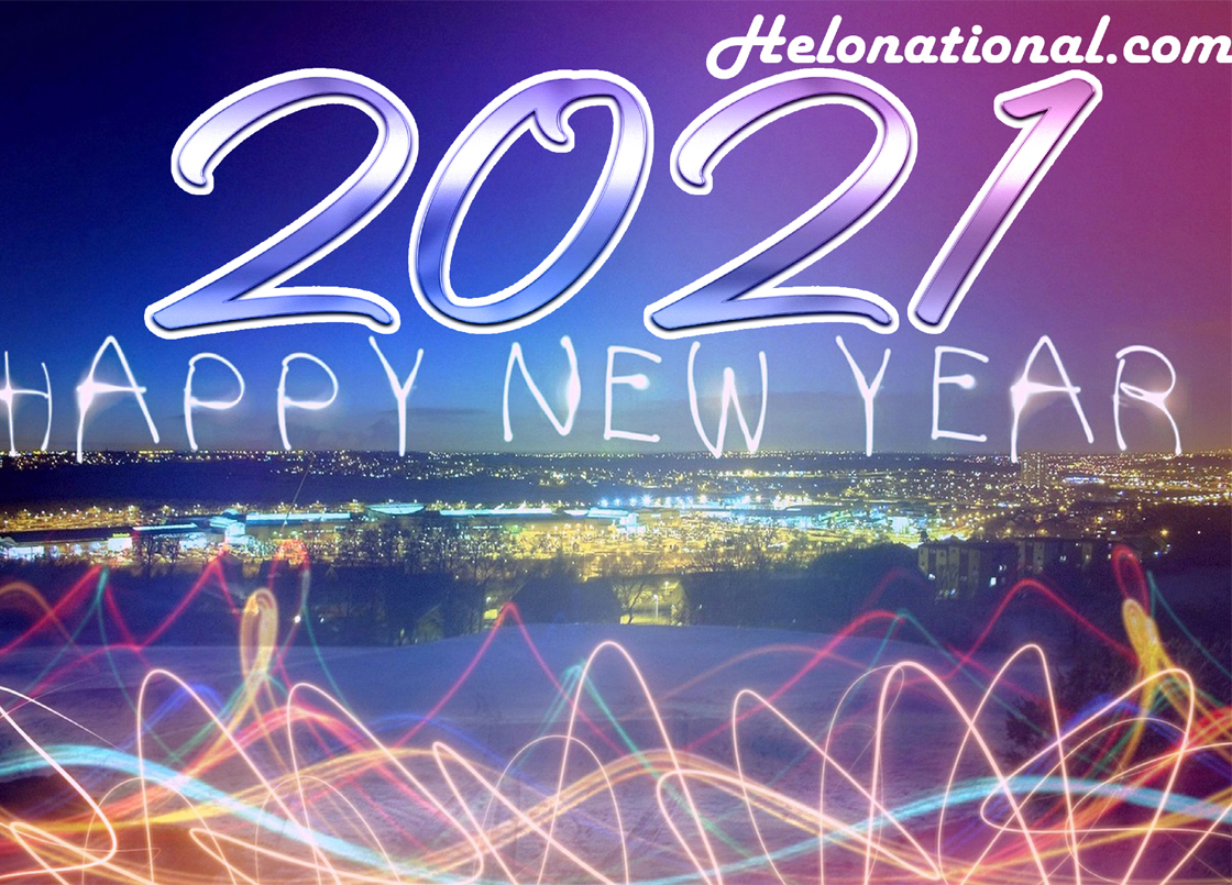 Download hny 2021 images