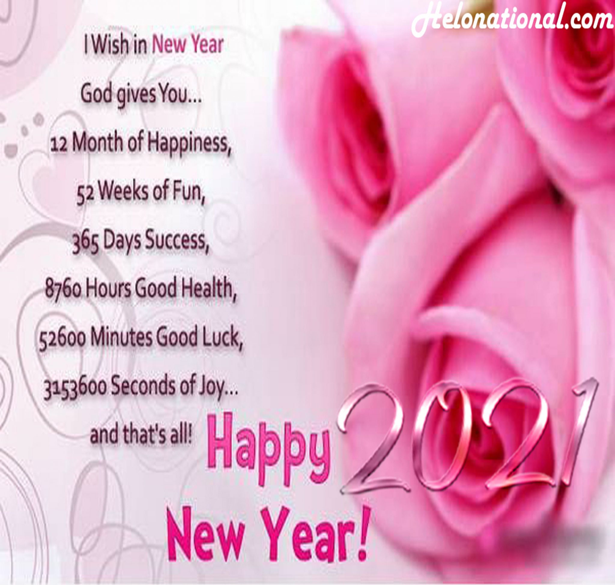 Happy new year 2021 quotes images