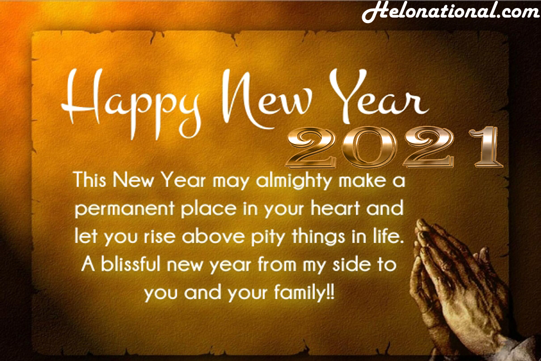 happy new year 2021 quotes family
