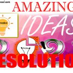 Happy New Year's Resolution Ideas 2022