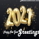 Happy New Year 2021 Greetings for Friends, Family | Greetings Images