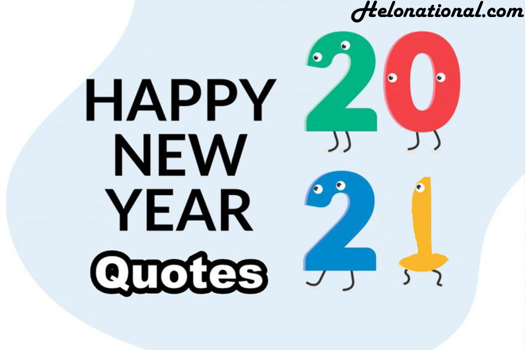 happy new year quotes 2021 cover