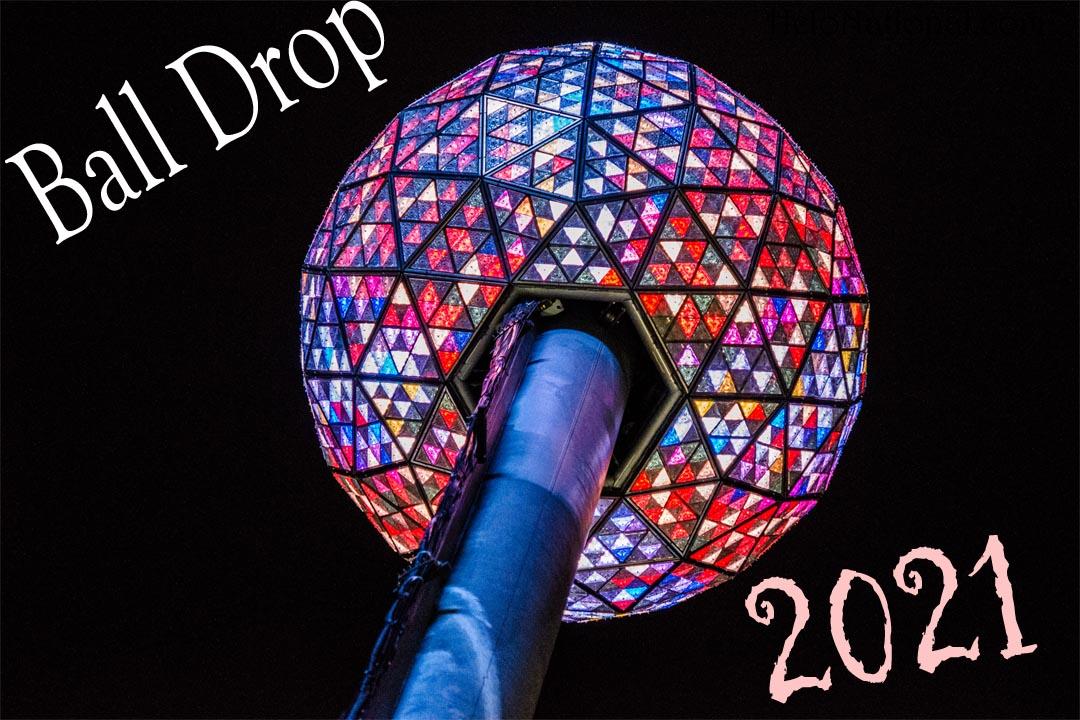 hny 2021 ball drop