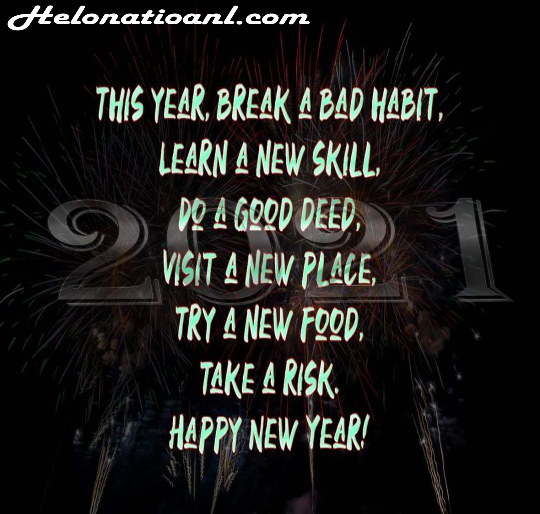 hny 2021 new year messages