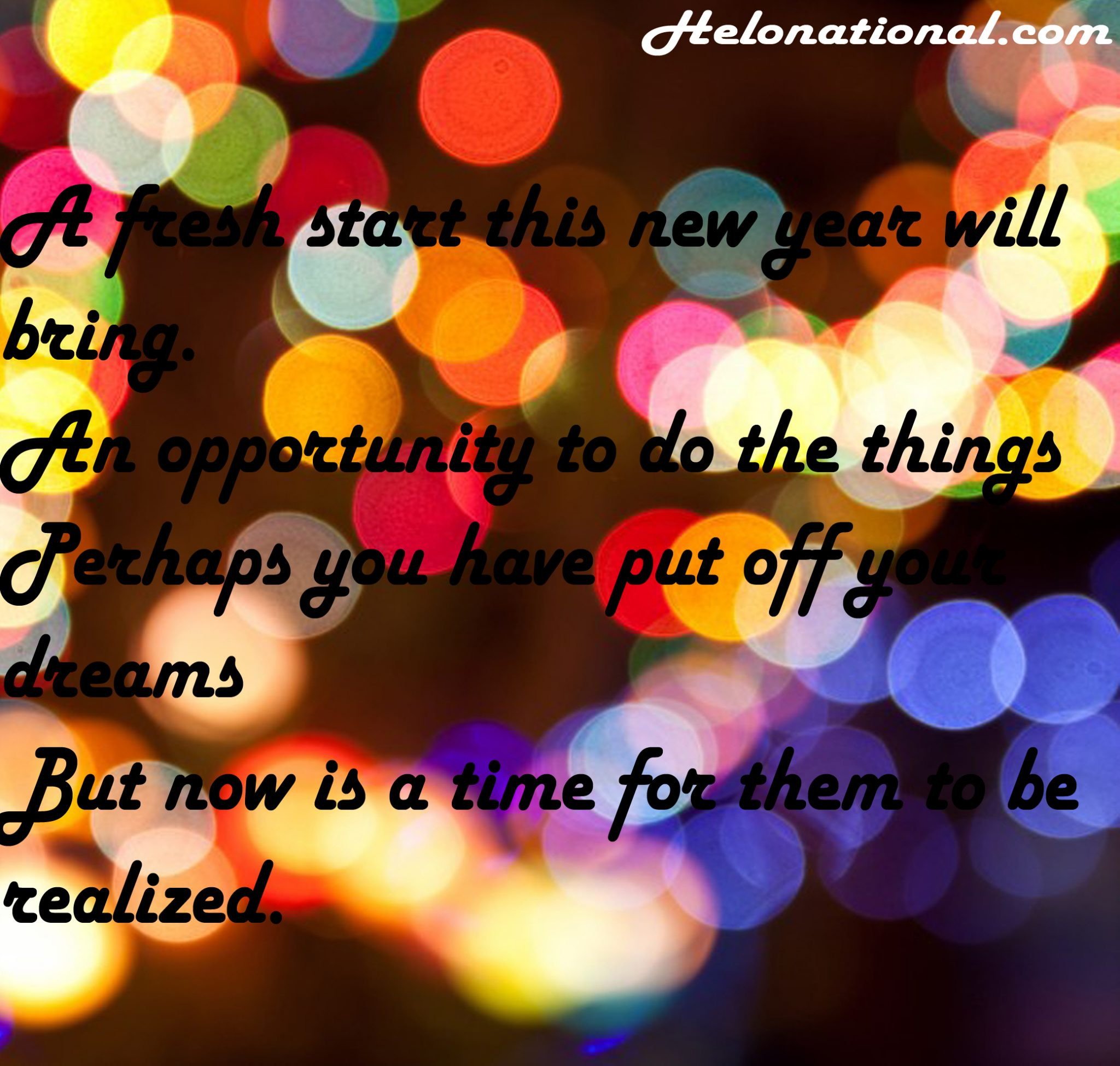 new year amazing quotes