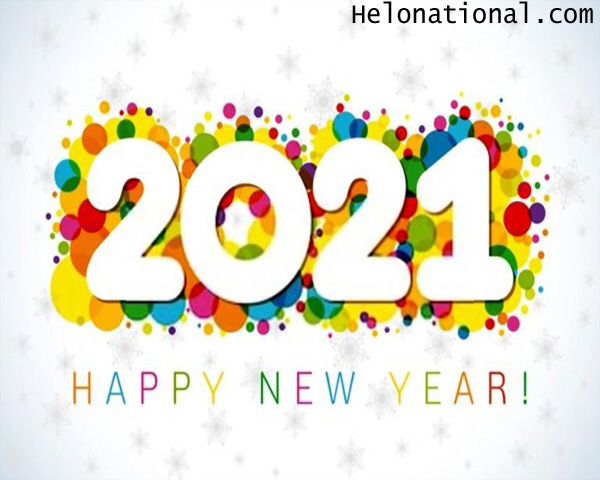2021 New year Clipart Png