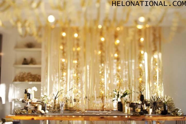 HNY 2021 Decoration