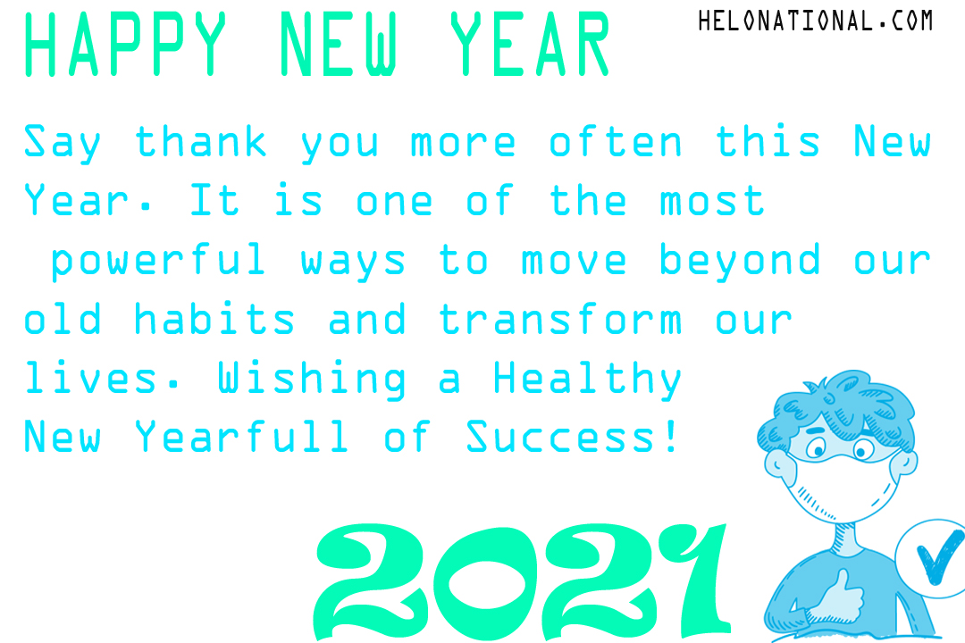 HNY QUARANTINE WISHES