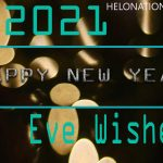Happy New Year 2021 Eve Wishes | Nye Wishes & Quotes