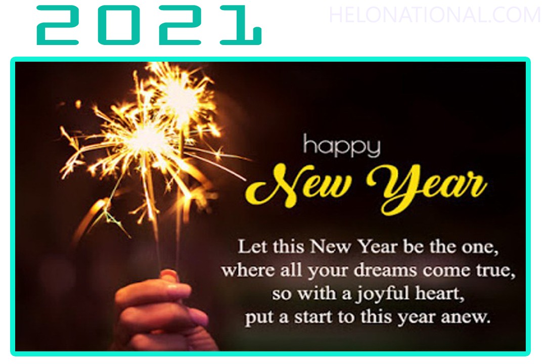 Happy new Year eve wishes 2021