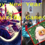 Happy New Year 2022 Games | Make your Eve Memorable