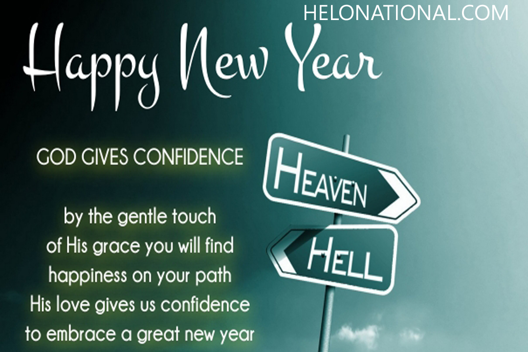 Happy New Year 2021 Wishes for Christian