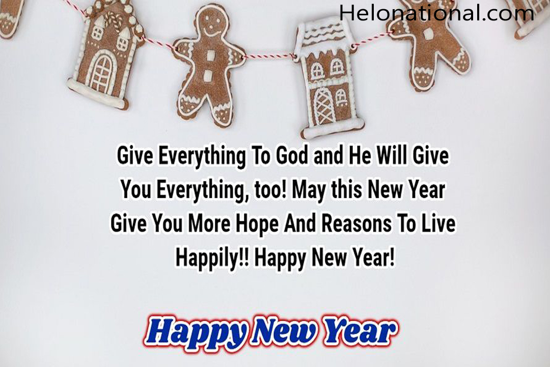 Happy New Year 2021 religious wishes and quotes