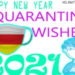 Happy New Year 2022 Wishes for Covid 19 | New Year Wishes on Quarantine