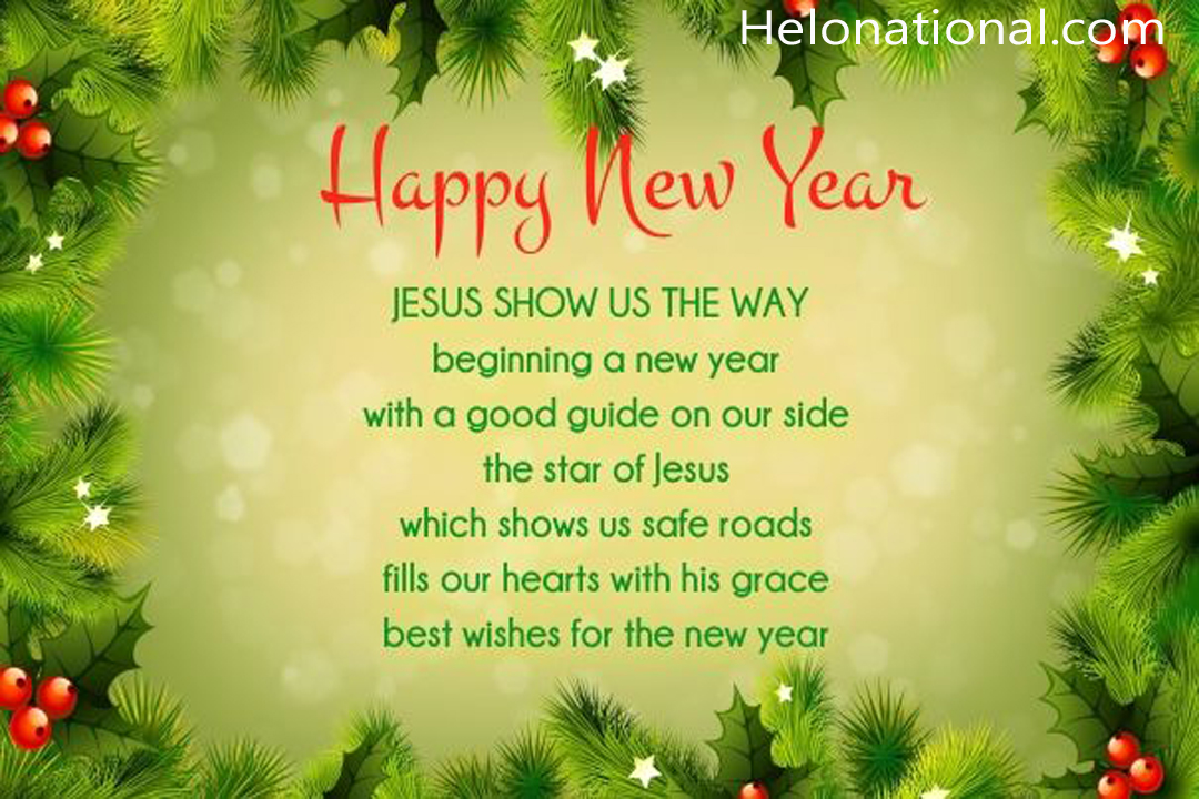 Hny religious wishes