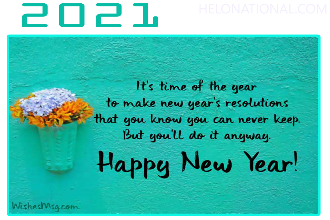 New Year eve Wishes for 2021