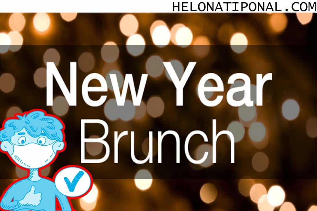 Happy New Year 2021 Brunch