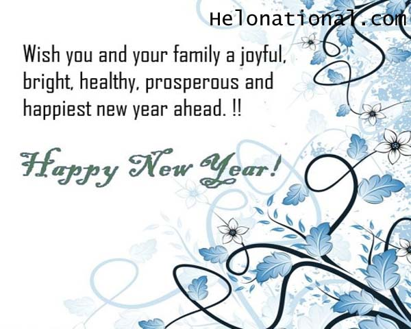 Sayings happy new year 2021