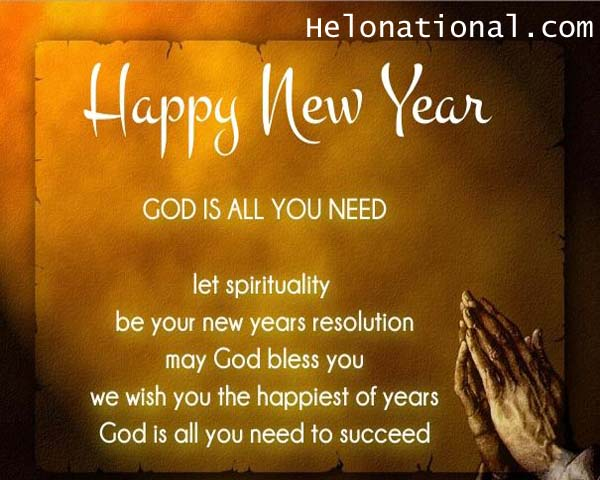 Sayings happy new year