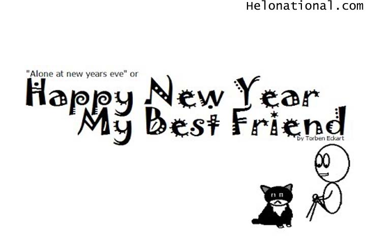 Happy new year 2021 Best friend