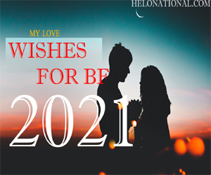 Happy new year 2021 gf wishes