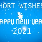 Short Happy New Year 2022 Wishes | LOVE, Family & for Friends |