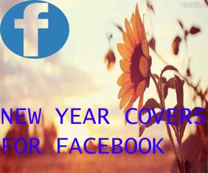 Happy new year covers for Facebook