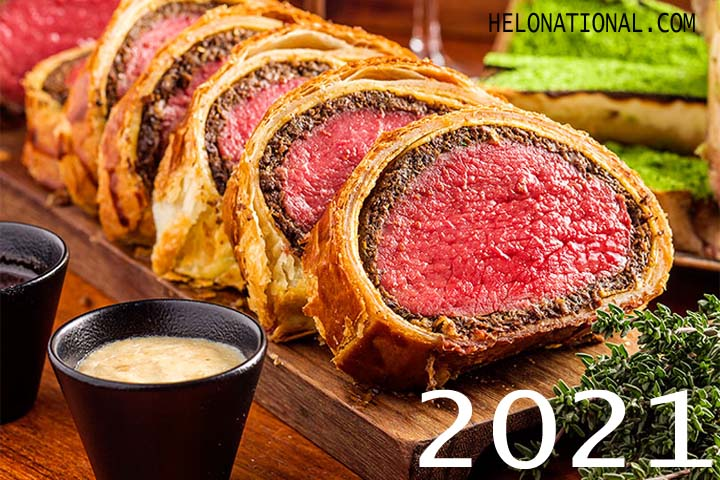 Hny 2021 Beef Wellington by Gordon Ramsey