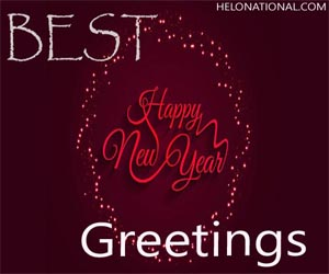 10 Best New Year Greetings