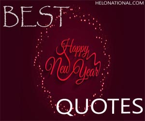 10 Best New Year quotes