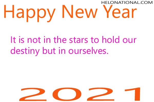 Best HNY Greetings 2021