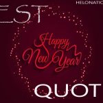 10 Best New Year 2021 Quotes , Short & Funny Quotes