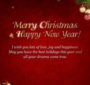 Best Christmas and new year quotes-min