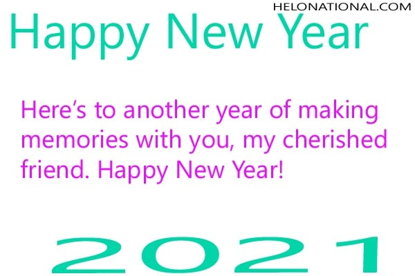 Best happy new year wishes 2021