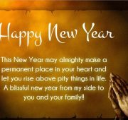 Best new year christian quotes-min