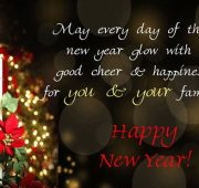 Best new year greetings message-min