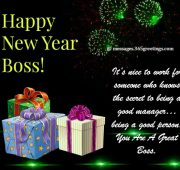 Best new year wishes for boss-min