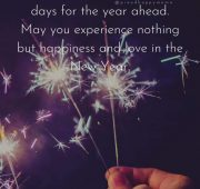 Best new year wishes for family and friends