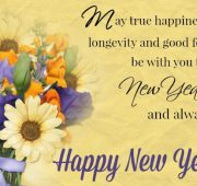 Cute new year wishes for best friend