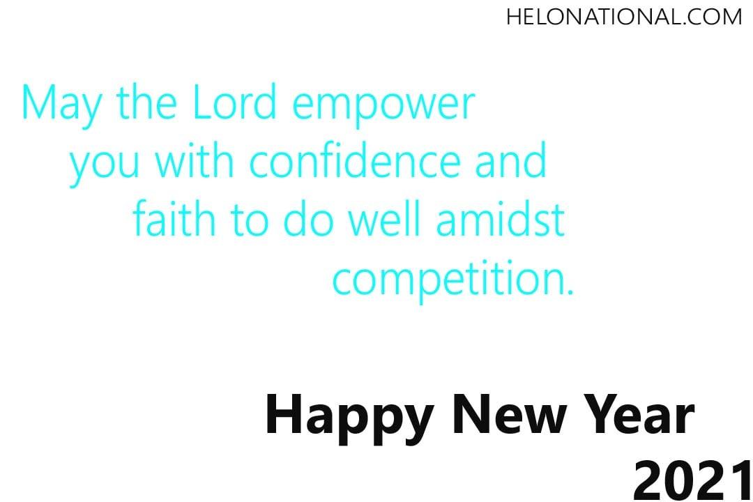 HNY Religion Wishes