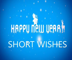 HNY Short Wishes