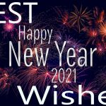 Best New Year 2021 Wishes with Images