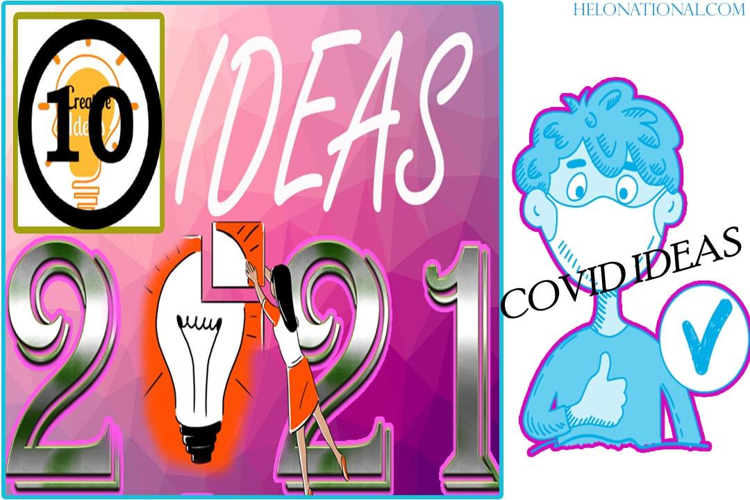 Happy New Year Covid Ideas