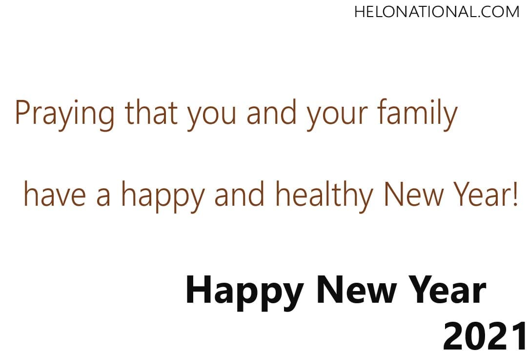 Happy New Year Religious quotes and wishes