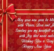 Happy new year 2021 wishes for business partners