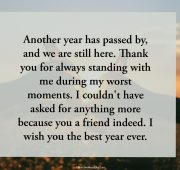 Happy new year greetings and prayer