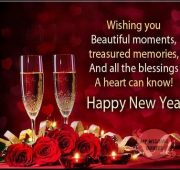 Happy new year wishes you