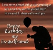 Heart touching new year wishes for ex girlfriend