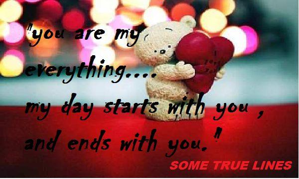 Hny Wishes for boyfriend