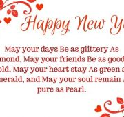 Hny Wishes for business partners text